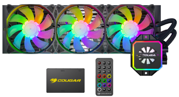 Cougar Helor 360 CPU Liquid Cooler